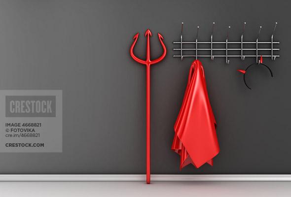Devil Costume Wallpaper
