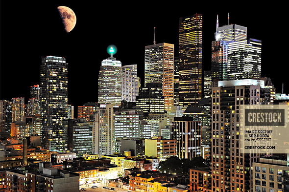 Toronto Downtown wallpaper